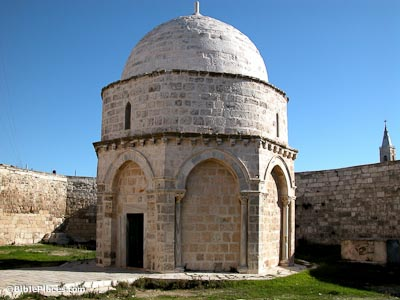 dome-of-ascension-from-southwest-tb012603205-bibleplaces